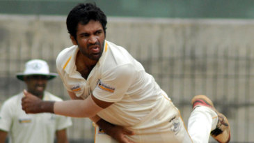 Rahil Shah picked up four wickets