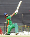 Saeed Sarkar made 83 from No. 8, Bangladesh U-19s v West Indies U-19s, 1st youth ODI, Chittagong, December 6, 2013