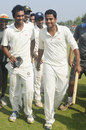 Padmanabhan Prasanth and Vinoop Manoharan picked up seven wickets between them in the second innings, Kerala v Himachal Pradesh, Ranji Trophy, Group C, Kannur, 3rd day, December 8, 2013