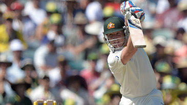 Brad Haddin was quickly back into form