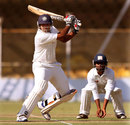 Sunny Singh scored an unbeaten 139 on the first day, Gujarat v Haryana, Ranji Trophy 2013-14, Group A, 1st day, Ahmedabad, December 14, 2013