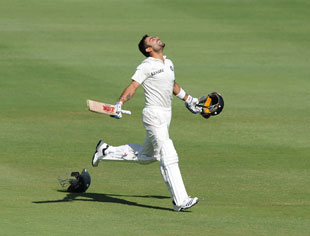 Virat Kohli hit the spinners for 50 off 44 deliveries
