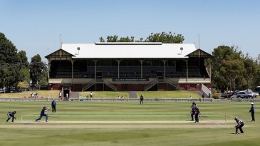 A general view of the Junction Oval