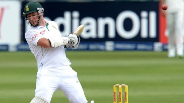 Graeme Smith avoids a bouncer