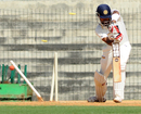 S Badrinath was bowled for 50, Tamil Nadu v Rajasthan, Ranji Trophy, Group B, 1st day, Chennai, December 22, 2013
