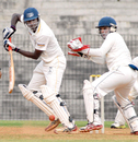 R Prasanna came good for Tamil Nadu once again, Tamil Nadu v Rajasthan, Ranji Trophy, Group B, 1st day, Chennai, December 22, 2013