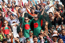 A colourful crowd showed up for the tournament opener, Victory Day T20 Cup, Abahani Limited v UCB-BCB Eleven, Sylhet, December 22, 2013