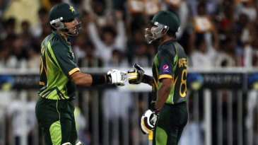 Pakistan vs Sri Lanka 3rd ODI Highlights at Sharjah, Dec 22, 2013