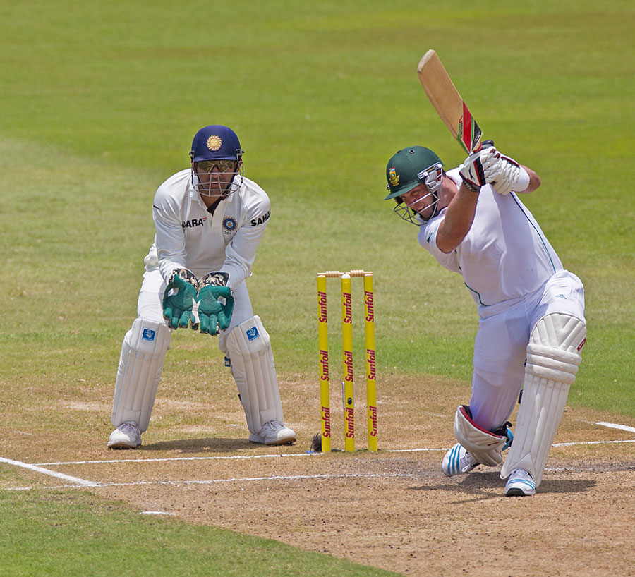 Jacques Kallis: absolute dedication, supreme belief, utter skill, devout hard work