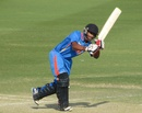 Akhil Herwadkar scored 71, India Under-19 v Nepal Under-19, Under-19 Asia Cup, Dubai, December 29, 2013