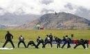 New Zealand warm up in cold, beautiful Queenstown, New Zealand v West Indies, 3rd ODI, Queenstown, January 1, 2014