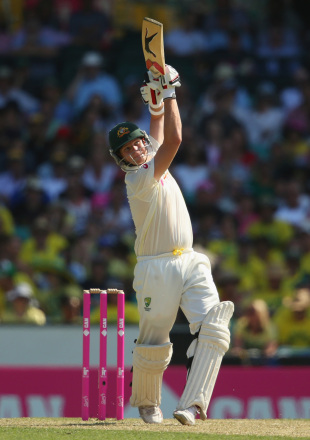 Steven Smith counter-attacked with 115
