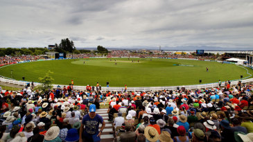 A view of the Saxton Oval in Nelson