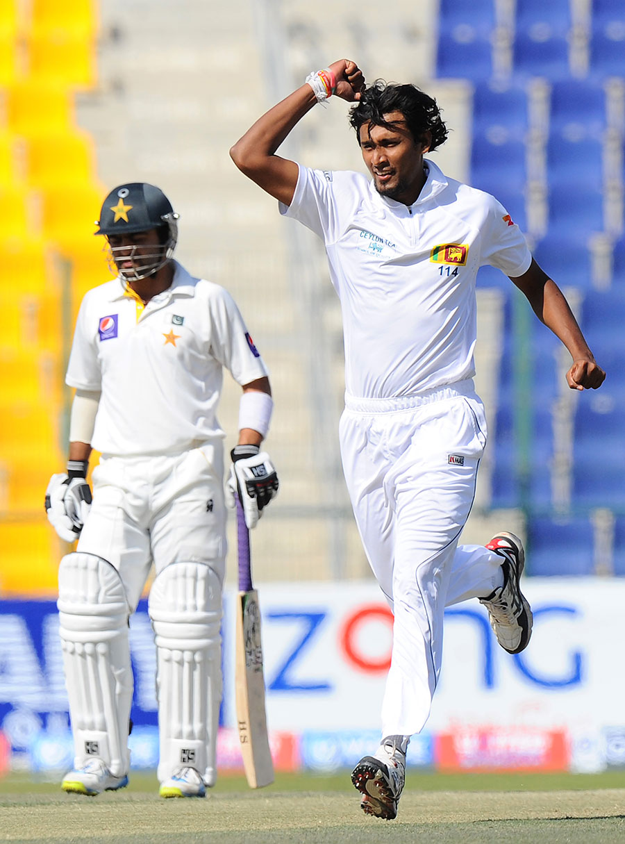 Suranga Lakmal and Shaminda Eranga are bowlers to watch Mahela