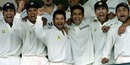India clinch their first Test win in Pakistan, Pakistan v India, 1st Test, Multan, 5th day, April 1, 2004