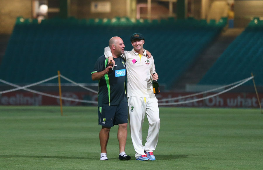 The two B's: Under Boof, beer is now more than ever the lubricant of the Australian cricket machine