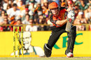 Ashton Turner made a 17-ball 32, Big Bash League, Perth Scorchers v Hobart Hurricanes, Perth, January 7, 2014