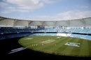 Very few people came to watch the first day, Pakistan v Sri Lanka, 2nd Test, Dubai, 1st day, January 8, 2014
