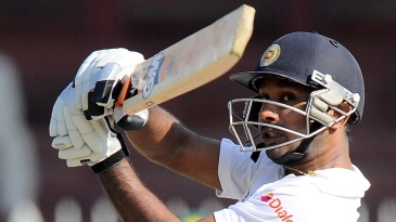 Prasanna Jayawardene was caught on the hook