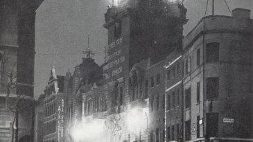 The Coliseum in St Martin's Lane
