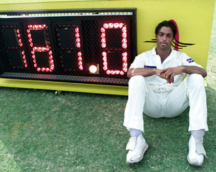 Shoaib Akhtar: speed king