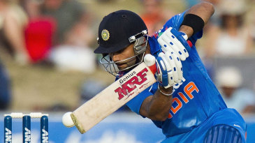 New Zealand vs India 1st ODI Highlights at Napier, Jan 19, 2014