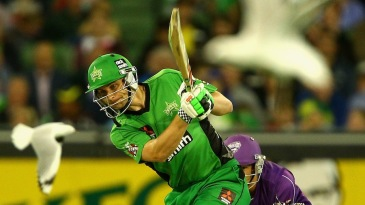 Luke Wright's fifty included five fours and two sixes