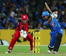 Michael Neser's unbeaten 35 went in vain, Adelaide Strikers v Melbourne Renegades, Big Bash League, Adelaide, January 22, 2014