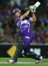 Evan Gulbis swung some useful late runs, Hobart Hurricanes v Brisbane Heat, Big Bash League, Hobart, January, 23, 2013