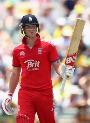 Ben Stokes followed up 70 with the bat by taking four wickets in England's first win over Australia on tour