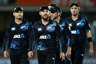 New Zealand need to guard against complacency once they find themselves in a dominant position