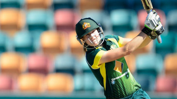 Ellyse Perry hit a matchwinning 90 off 95 balls