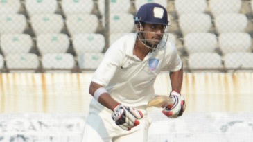 KL Rahul completes a run during his knock of 94