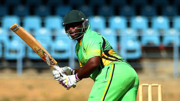 Tamar Lambert made 88 for Jamaica