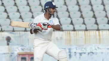 KL Rahul struck 131