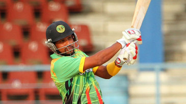 Ramnaresh Sarwan punched a quickfire 89