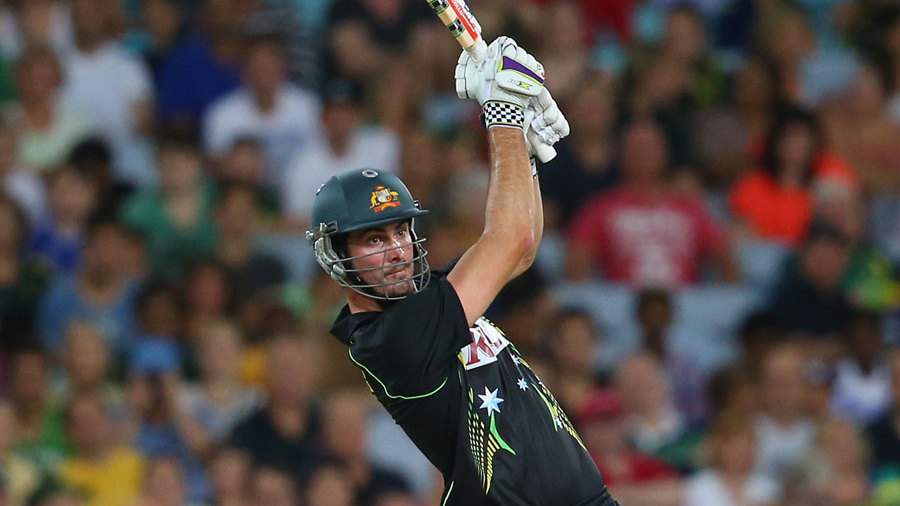 Ben Cutting cracked three sixes in a rapid 29