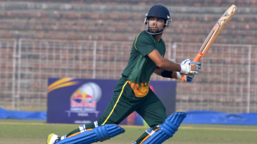 Manan Vohra hit 62 off 39