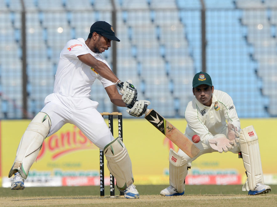 5 players who could replace Sangakkara in the Sri Lankan Test side