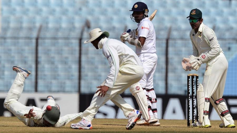 bangladesh v sri lanka 2nd test highlights 2014