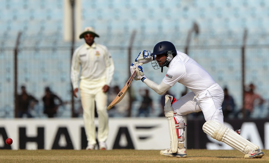 Kumar Sangakkara's bullying of minnows turns a great Test record into a freakishly brilliant one