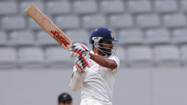 Shikhar Dhawan goes on the attack