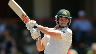 Shaun Marsh pulls on his way to a half-century