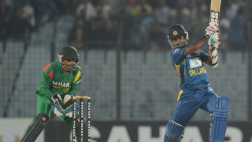 Bangladesh vs Sri Lanka 1st T20I Highlights at Chittagong, Feb 12, 2014