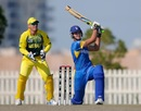 Bredell Wessells struck six boundaries, Australia v Namibia, Under-19 World Cup, Group B, Abu Dhabi, February 15, 2014