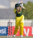 Matthew Short fell four short of a hundred, Australia v Namibia, Under-19 World Cup, Group B, Abu Dhabi, February 15, 2014