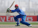 Afghanistan Under-19 opener Mohammad Mujtaba top scored with 75, Afghanistan v Australia, Under-19 World Cup, Abu Dhabi, February 17, 2014