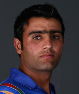 Usman Ghani Afghanistan Cricket Cricket Players And