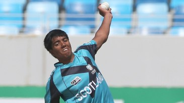 Chayank Gosain in delivery stride