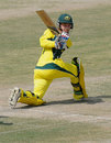 Australia Under-19s Jake Doran made an unbeaten 99, ICC Under-19 World Cup, Australia v Bangladesh, Abu Dhabi, February 19, 2014